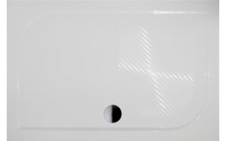 Vanička litý mramor Riho obdélník Kolping DB36 vč.sifonu 140x90x3cm bílá