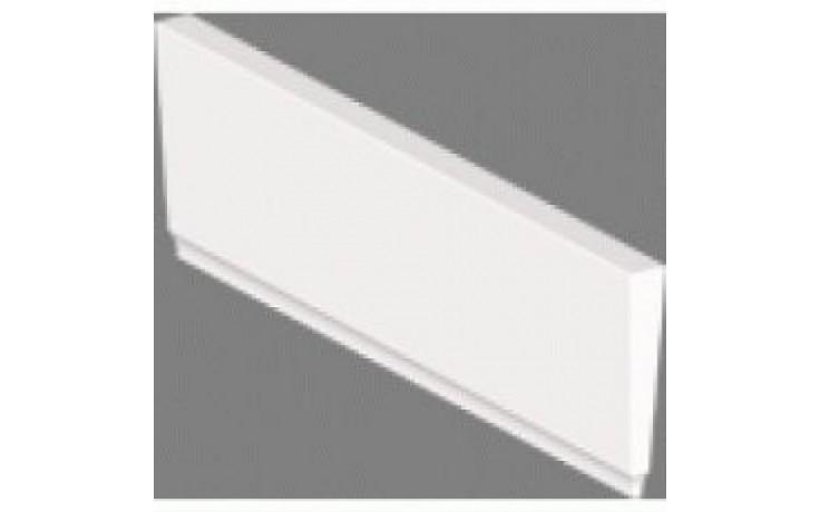 Příslušenství k vanám Jika - Lyra čelní panel k vanám 170x56 cm bílá