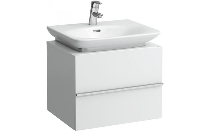 LAUFEN CASE skříňka pod umyvadlo 550x430x425mm s 1 zásuvkou, bílá 4.0115.1.075.463.1