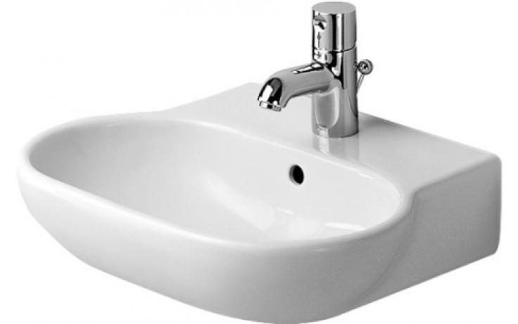 Umývátko klasické Duravit s otvorem Foster 47x39 cm bílá