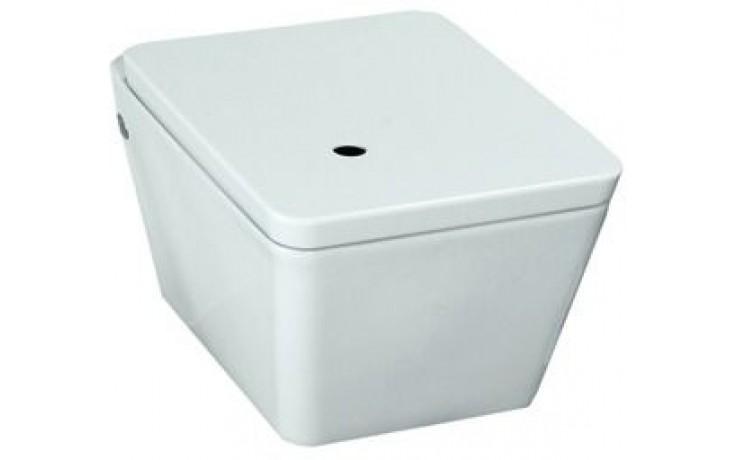 WC závěsné Laufen odpad vodorovný IL Bagno Alessi dOt  bílá-LCC