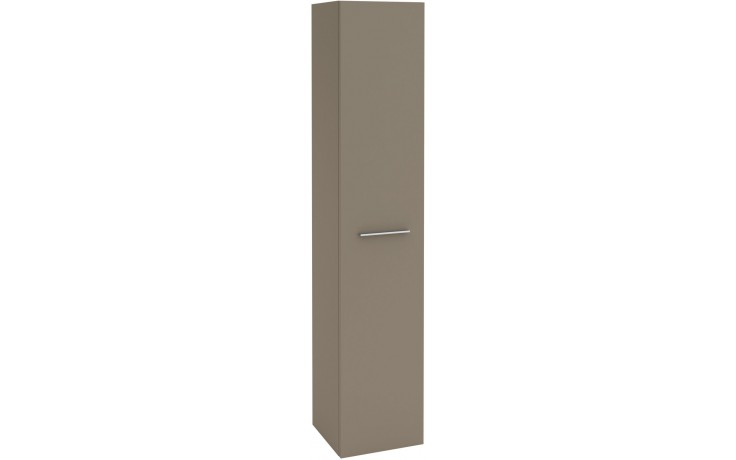 Nábytek skříňka Villeroy & Boch Verity Design vysoká 350x1743x340mm bílá lesk