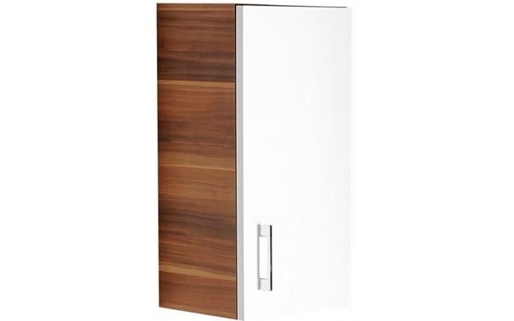 CONCEPT 50 skříňka horní 35x22,9x61,5cm závěsná pravá, bílá
