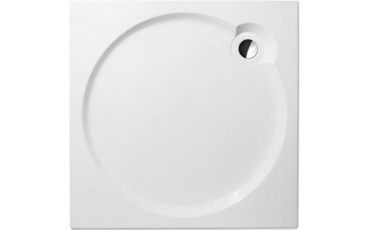 ROLTECHNIK ALOHA-P sprchová vanička 900x900x125mm akrylátová, čtvercová, bílá