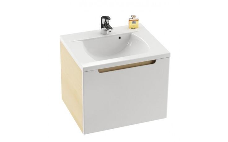 Nábytek skříňka pod umyvadlo Ravak SD Classic 700 70x47x49cm bříza/bílá