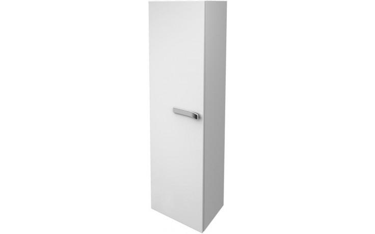 Nábytek skříňka Ideal Standard Strada vysoká levá 40x30x140 cm vysoce lesklý lak bílý