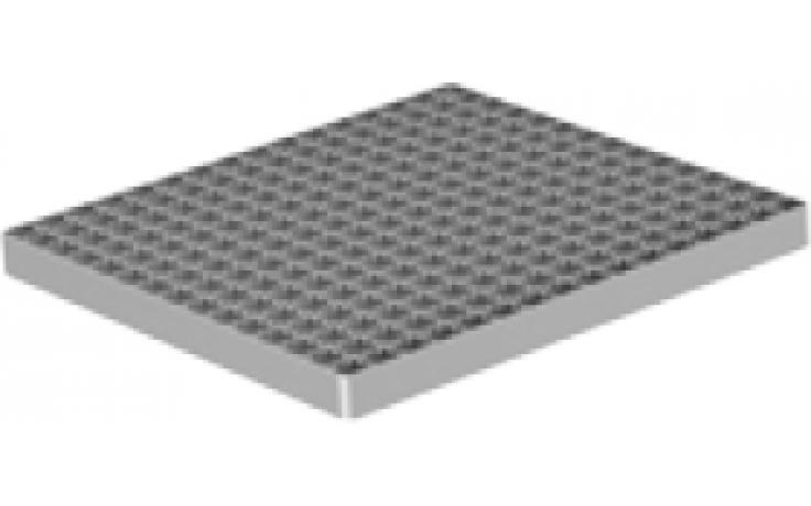 ACO HYGIENEFIRST 218 krycí rošt 268x268mm, mřížkový, nerez ocel