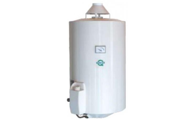 QUANTUM Q7-20-KMZ plynový ohřívač 80l, 4,5kW, zásobníkový, závěsný, do komína, bílá