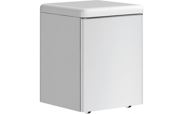 Nábytek skříňka Ideal Standard SoftMood pojízdná se sedátkem 400x405x520 mm ořech