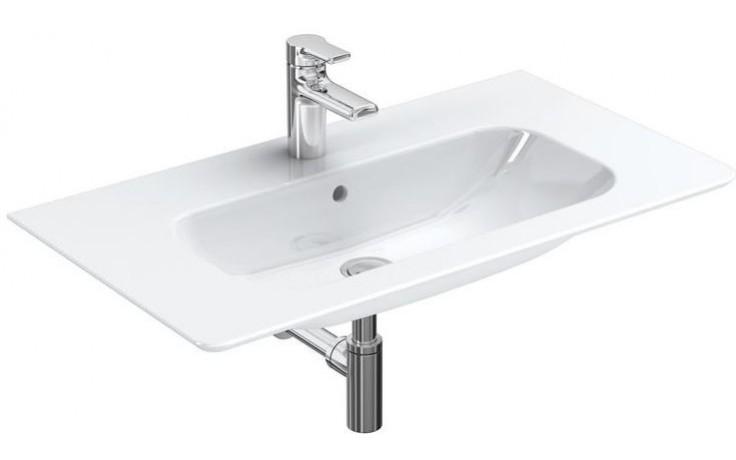 IDEAL STANDARD SOFTMOOD umyvadlo 840x460mm nábytkové s otvorem bílá Ideal Plus T0558MA