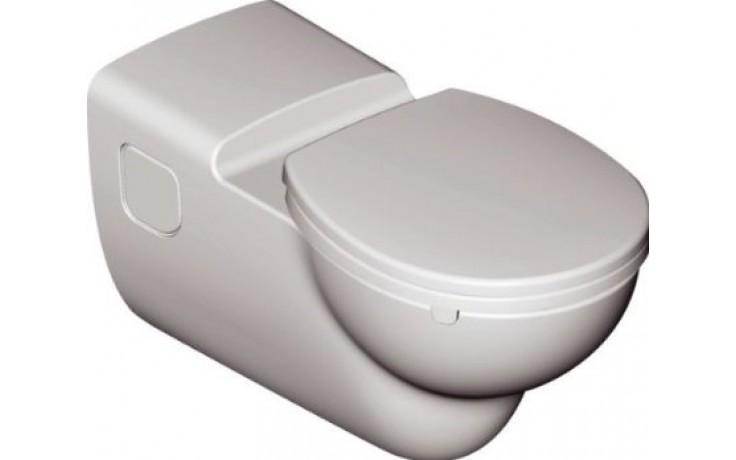 IDEAL STANDARD CONTOUR 21 závěsný klozet 360x700mm pro tělesně postižené, vodorovný odpad bílá S306901
