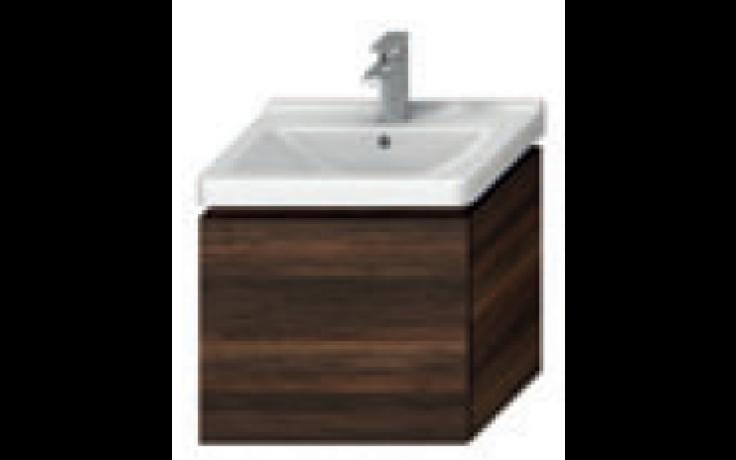 JIKA CUBITO-N skříňka pod umyvadlo 540x399x480mm, tmavá borovice
