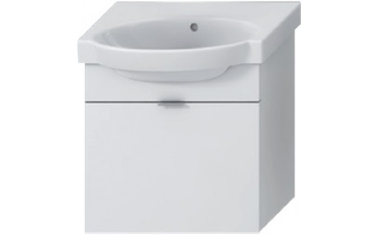 Nábytek skříňka s umyvadlem Jika Tigo 5512.8 021 500 55x37 cm bílá