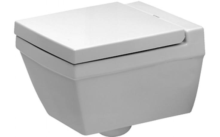 DURAVIT 2ND FLOOR závěsný klozet 370x540mm hluboké splachování bílá 2220090000