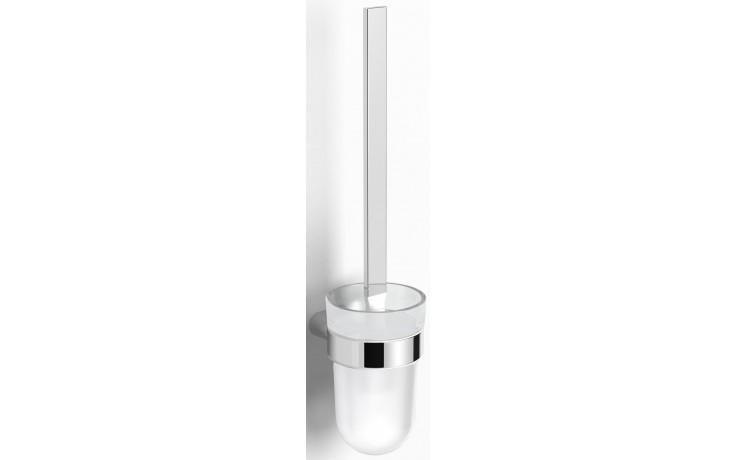 CONCEPT 200 STYLE WC sada 87x118x413mm sklo, chrom