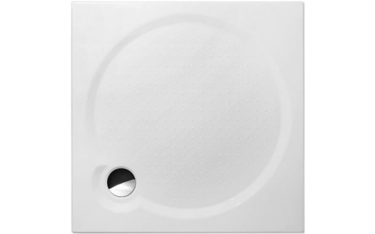 ROLTECHNIK MACAO-M sprchová vanička 900x900x30mm mramorová, čtvercová, bílá
