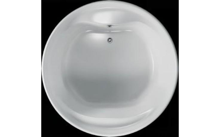 Kruhová vana BORNEO s vnějším průměrem 160 cm a objemem 320 litrů patří do kategorie nadstandardních exkluzivních akrylátových výrobků. Dle jejích rozměrů je patrné, že Borneo lze využít pouze v koupelnách větších rozměrů. S nainstalovanými standardními h