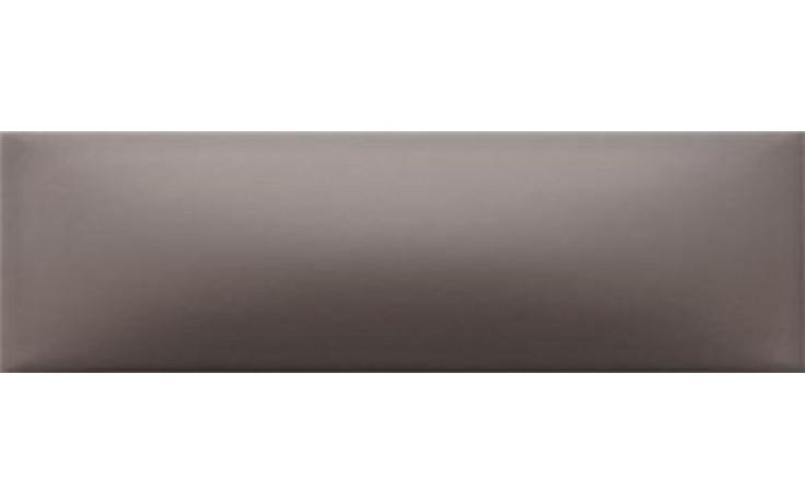RAKO CONCEPT PLUS dekor 20x6cm tmavě šedá WARDT111