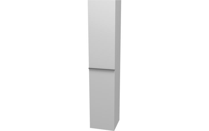 JIKA PURE vysoká skříňka 350x350x1730mm 1 dveře pravé, 5 polic, bílá 4.5595.2.174.500.1