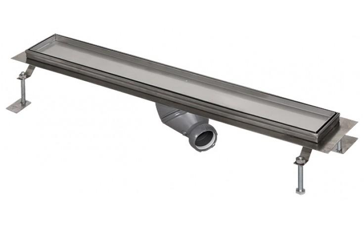 SANELA SLKN10 koupelnový žlábek 950mm do prostoru, nerez