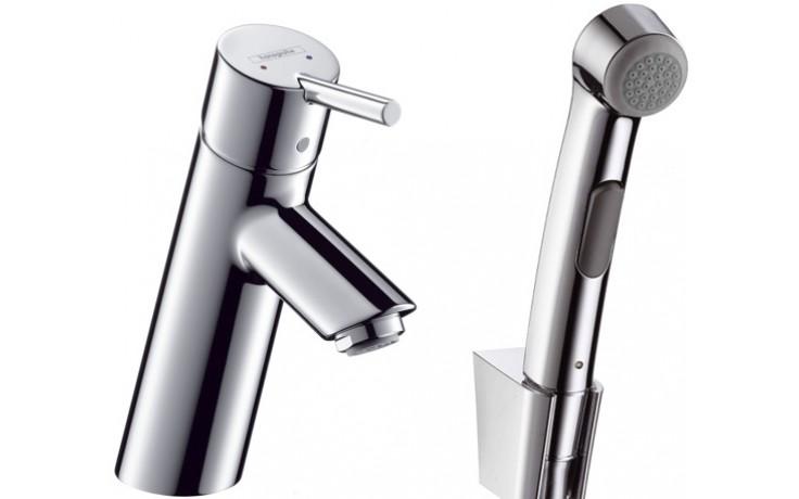 HANSGROHE sada ruční sprcha Bidette 1jet/páková umyvadlová baterie Talis 1,60m chrom 32140000