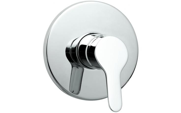 LAUFEN TWINPRO vrchní sada podomítkové sprchové baterie pro Simibox chrom 3.3150.6.004.000.1