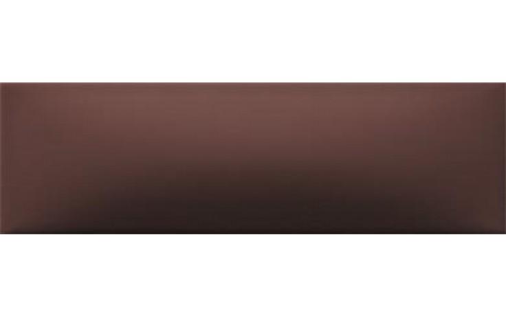 Dekor Rako Concept Plus 20x6 cm hnědá