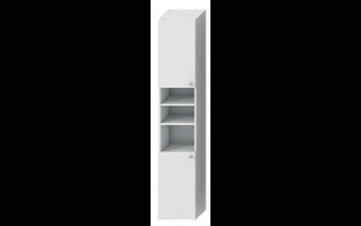 JIKA ZETA skříňka 320x251x1700mm, vysoká, bílá/bílá
