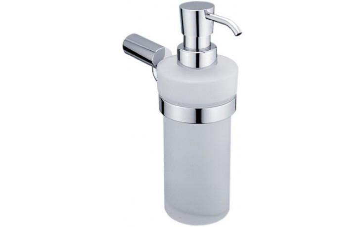 NIMCO BORMO dávkovač na tekuté mýdlo 70x150x190mm chrom BR 11031W-26