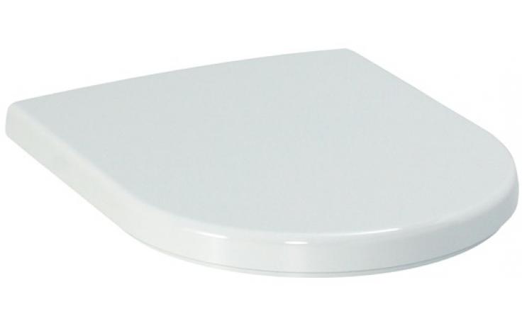LAUFEN PRO sedátko s poklopem, odnímatelné, zpomalovací sklápěcí systém, bílá 8.9195.1.300.000.1