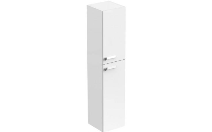 Nábytek skříňka Ideal Standard Strada vysoká levá 350x360x1650mm leský lak bílý