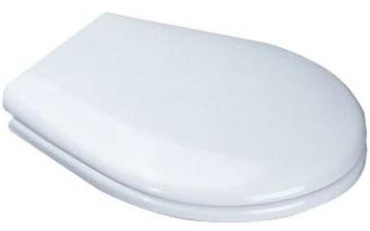 Sedátko WC Ideal Standard duraplastové s kov. panty Eurovit  bílá