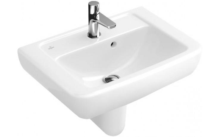 VILLEROY & BOCH VERITY DESIGN polosloup bílá Alpin 5207001