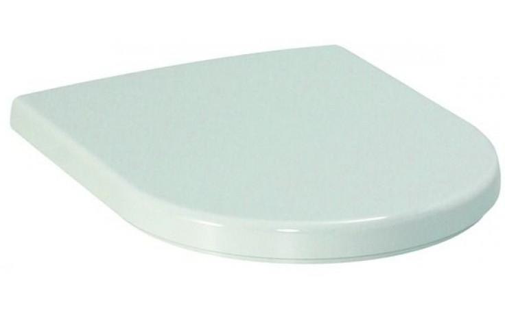 Sedátko WC Laufen duraplastové s kov. panty Pro s antibacteriální úpravou  bílá