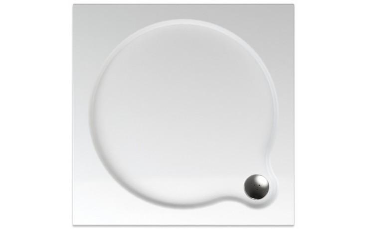 TEIKO VENUS 90 sprchová vanička 90x90x3,5cm, čtverec, akrylát, bílá