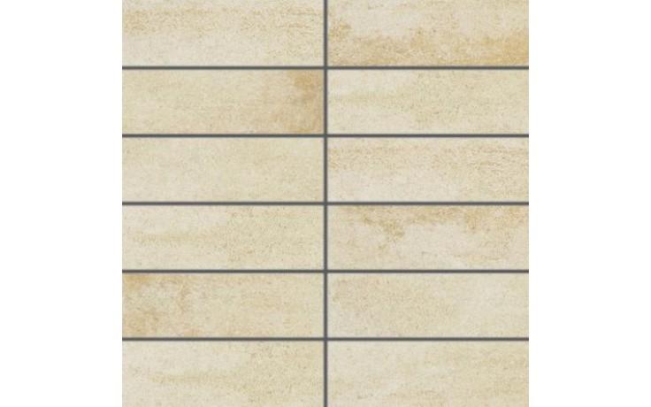 Dekor Rako Siena mozaika 45x45 cm světle béžová