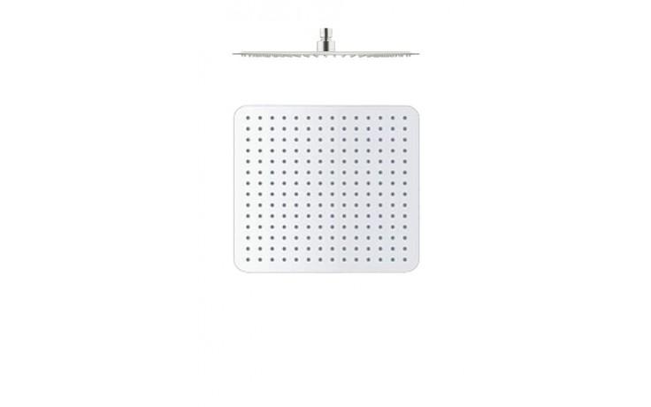 ROLTECHNIK KVADRO SLIM hlavová sprcha, čtverec 40x40cm, nerez