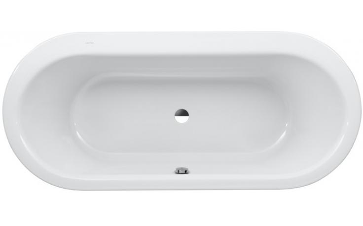 Vana plastová Laufen - Solutions vestavná verze 170x75 cm bílá