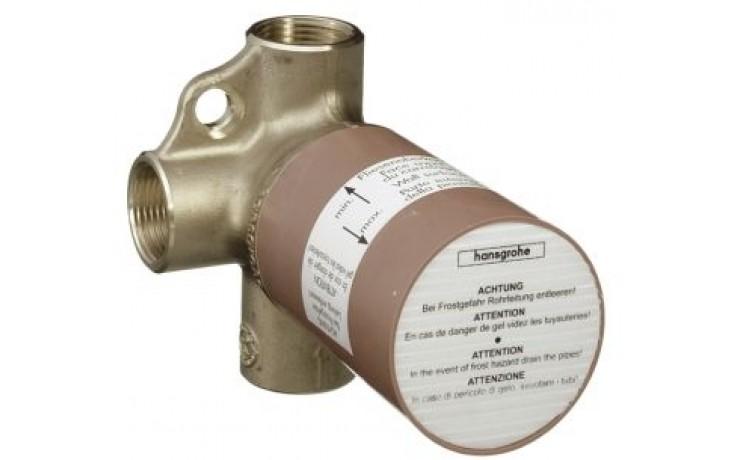 HANSGROHE TRIO základní těleso pro uzavírací a přepínací podomítkový ventil 15981180