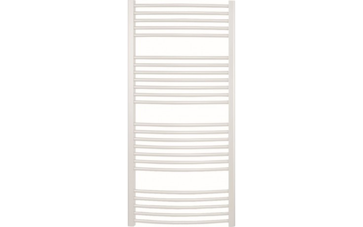 CONCEPT 100 KTK radiátor koupelnový 323W rovný, bílá KTK07400450-10