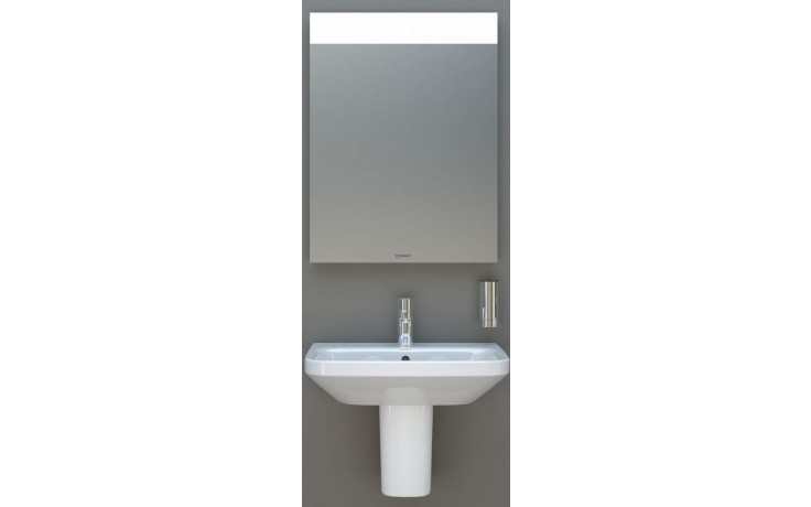 Nábytek zrcadlo Duravit DuraStyle 60x80x4 cm