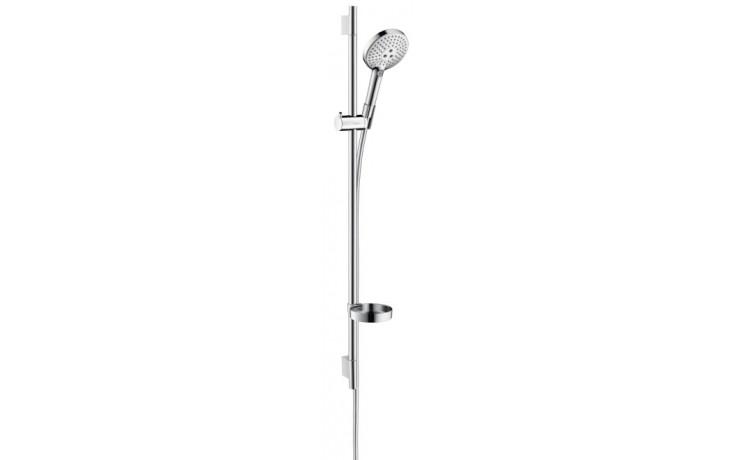 HANSGROHE sada ruční sprcha Raindance Select S 120/nástěnná tyč Unica'S Puro chrom 26631000