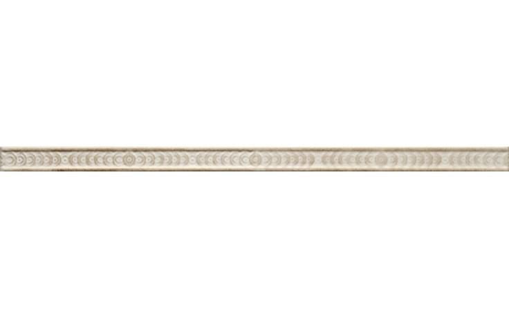 VILLEROY & BOCH LA DIVA listela 1,5x30cm, pearl