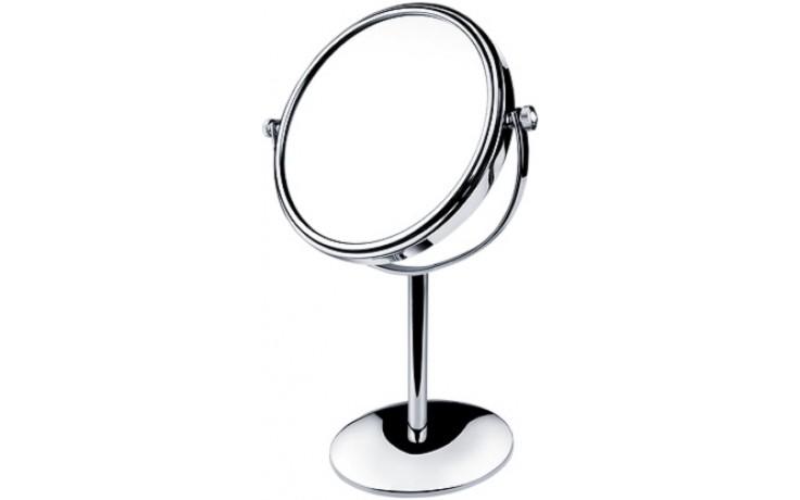 NIMCO kosmetické zrcadlo 180x105x270mm stojánkové, chrom ZR 3892B-26