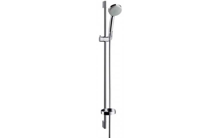 Sprcha sprchový set Hansgrohe Croma 100 1jet/Unica´C l=900 mm chrom
