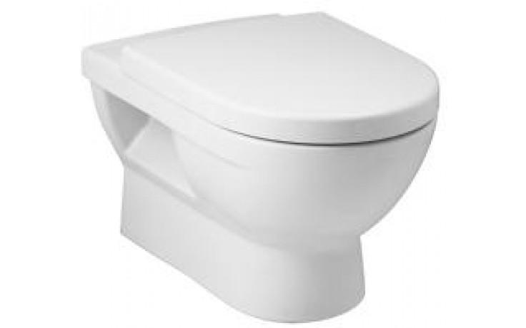 WC závěsné Jika odpad vodorovný Mio  bílá