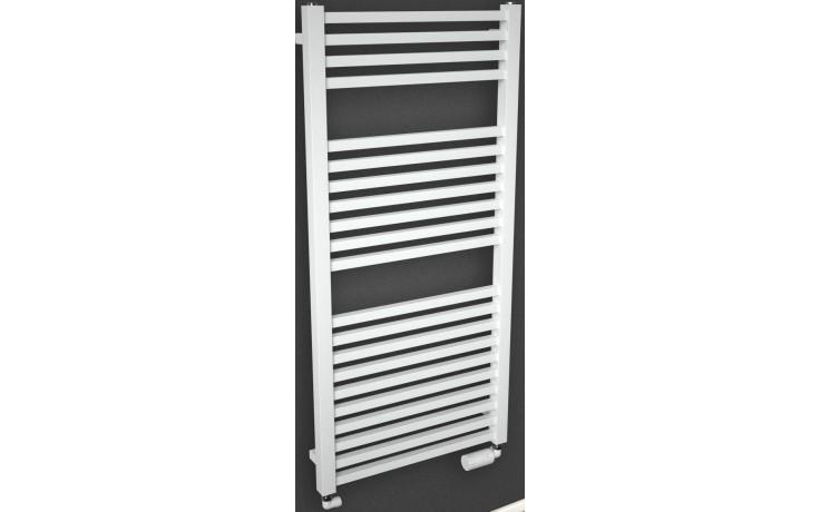 CONCEPT 200 Viola radiátor koupelnový 612W designový, chrom