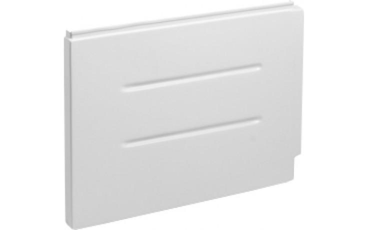 DURAVIT D-CODE pravý panel 700mm bílá 701031000000000