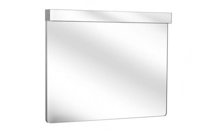 Nábytek zrcadlo Keuco Elegance s osvětlením 95x70,5x6,6 cm bílá/bílá