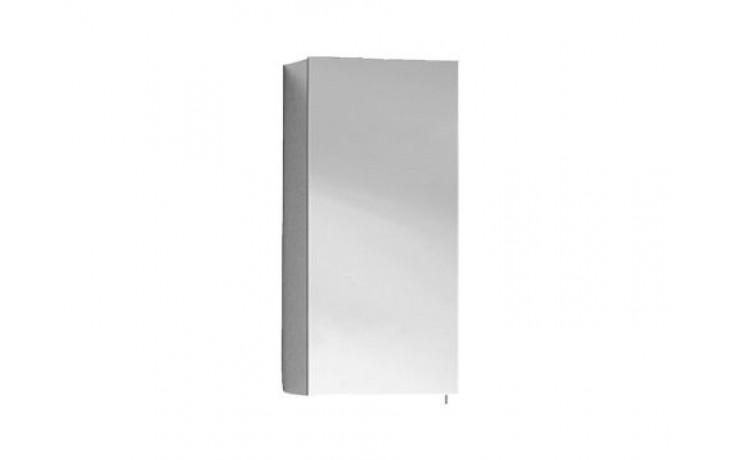 Nábytek zrcadlová skříňka Keuco Royal 30 05621171200 35x60x14,3 cm stříbrný-mořený-elox hliník